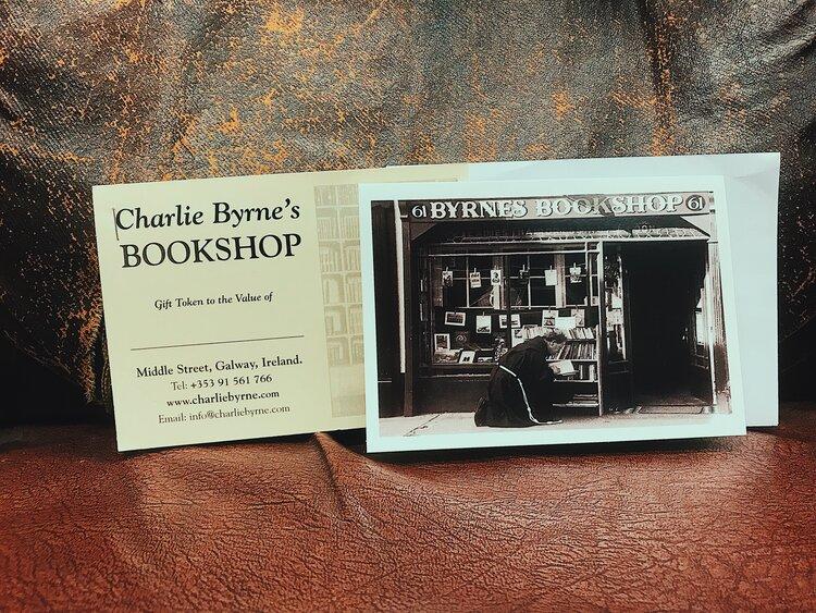 Charlie Byrne's Gift Voucher |  | Charlie Byrne's