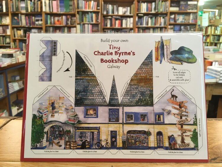 Build Your Own Tiny Charlie Byrne's Bookshop |  | Charlie Byrne's