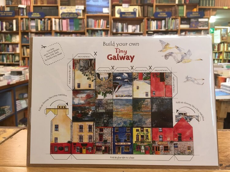 Build Your Own Tiny, Tiny Galway |  | Charlie Byrne's