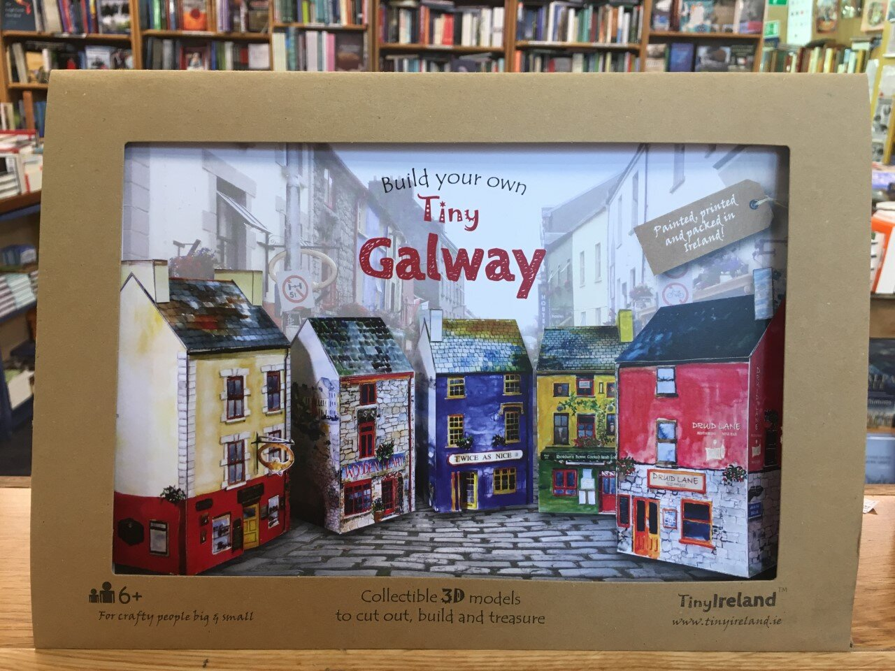 Build Your Own Tiny Galway |  | Charlie Byrne's