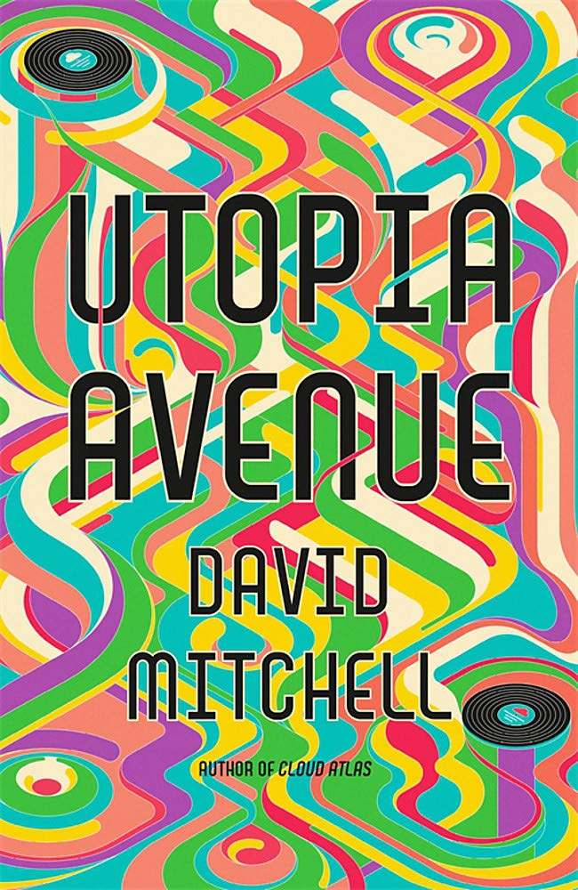 Utopia Avenue | David Mitchell | Charlie Byrne's