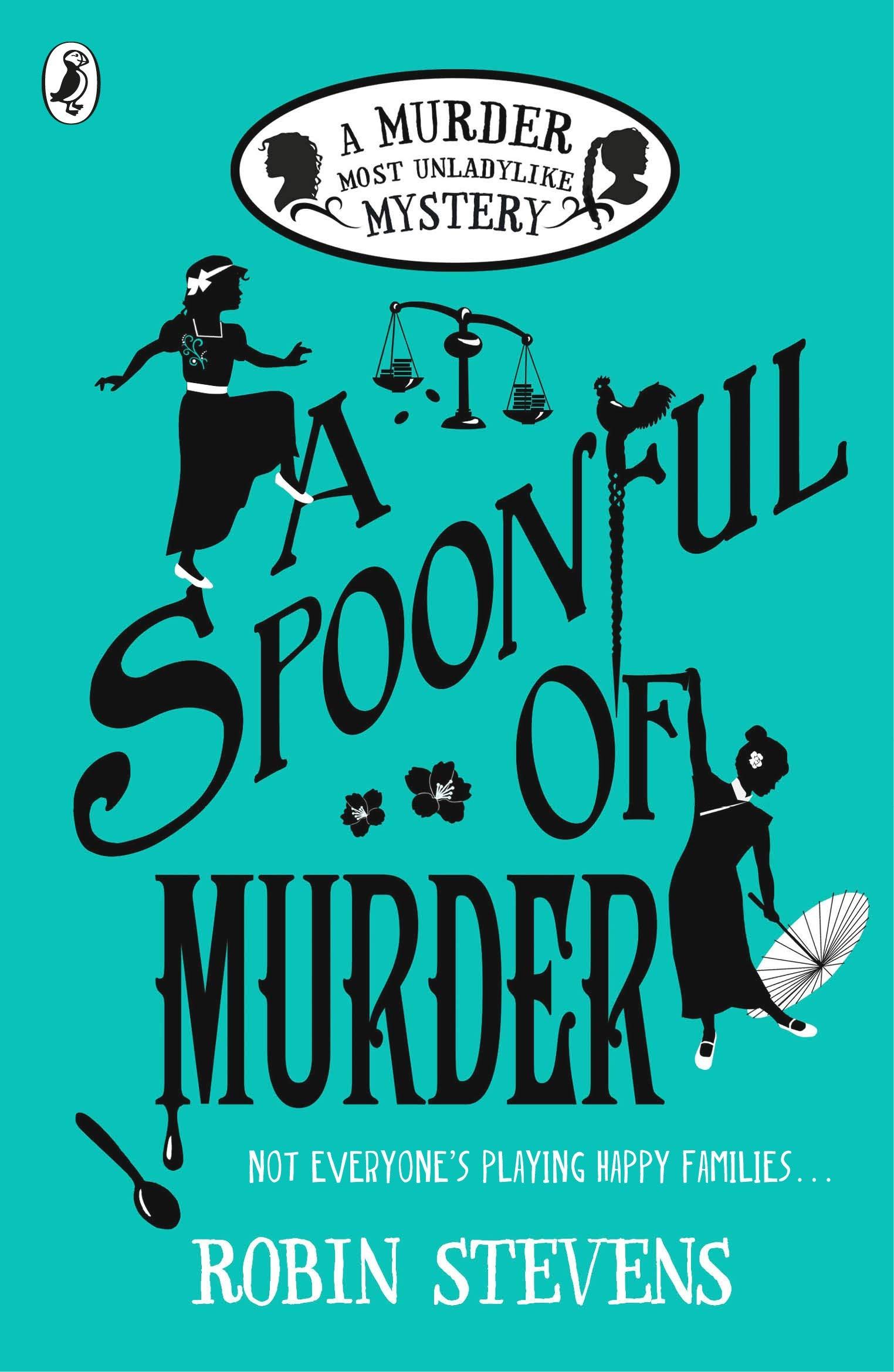Spoonful of Murder | Robin Stevens | Charlie Byrne's