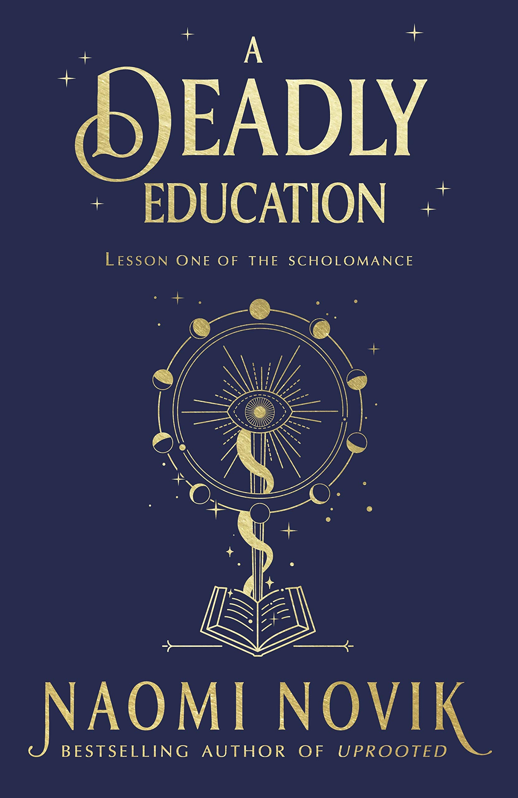 A Deadly Education | Naomi Novik | Charlie Byrne's