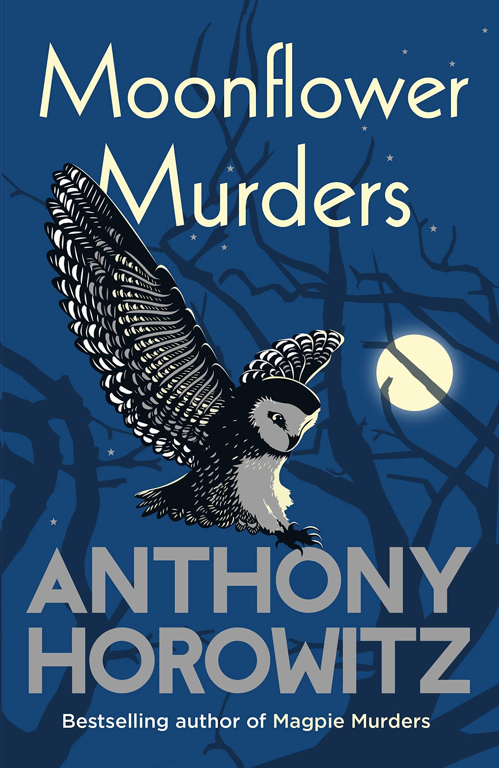 Moonflower Murders | Anthony Horowitz | Charlie Byrne's