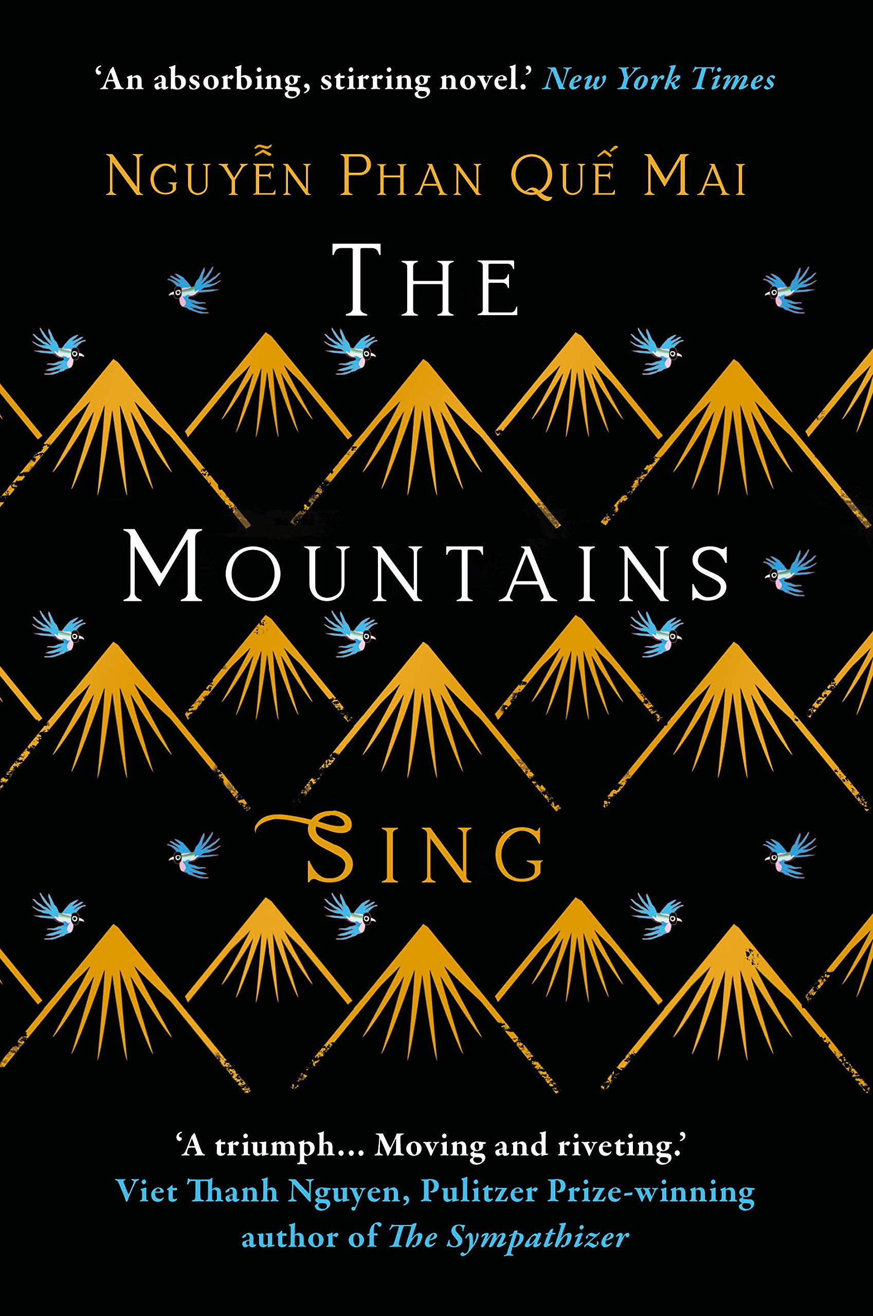 The Mountains Sing | Nguyen Phan Que Mai | Charlie Byrne's