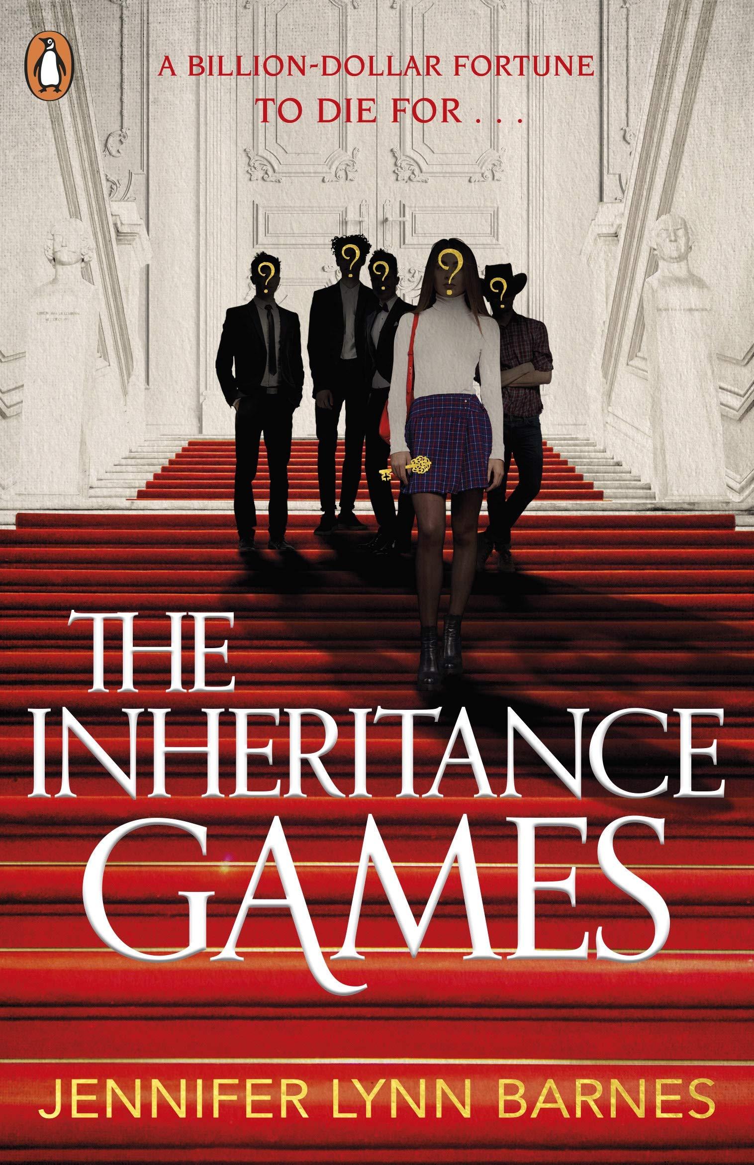 The Inheritance Games   Jennifer Lynn Barnes   Charlie Byrne's