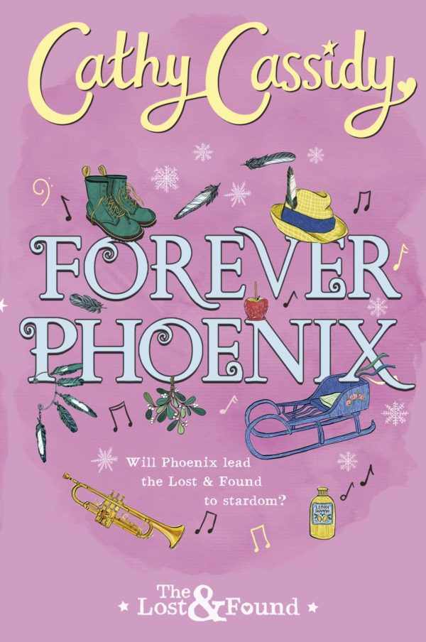 Forever Phoenix by Cathy Cassidy
