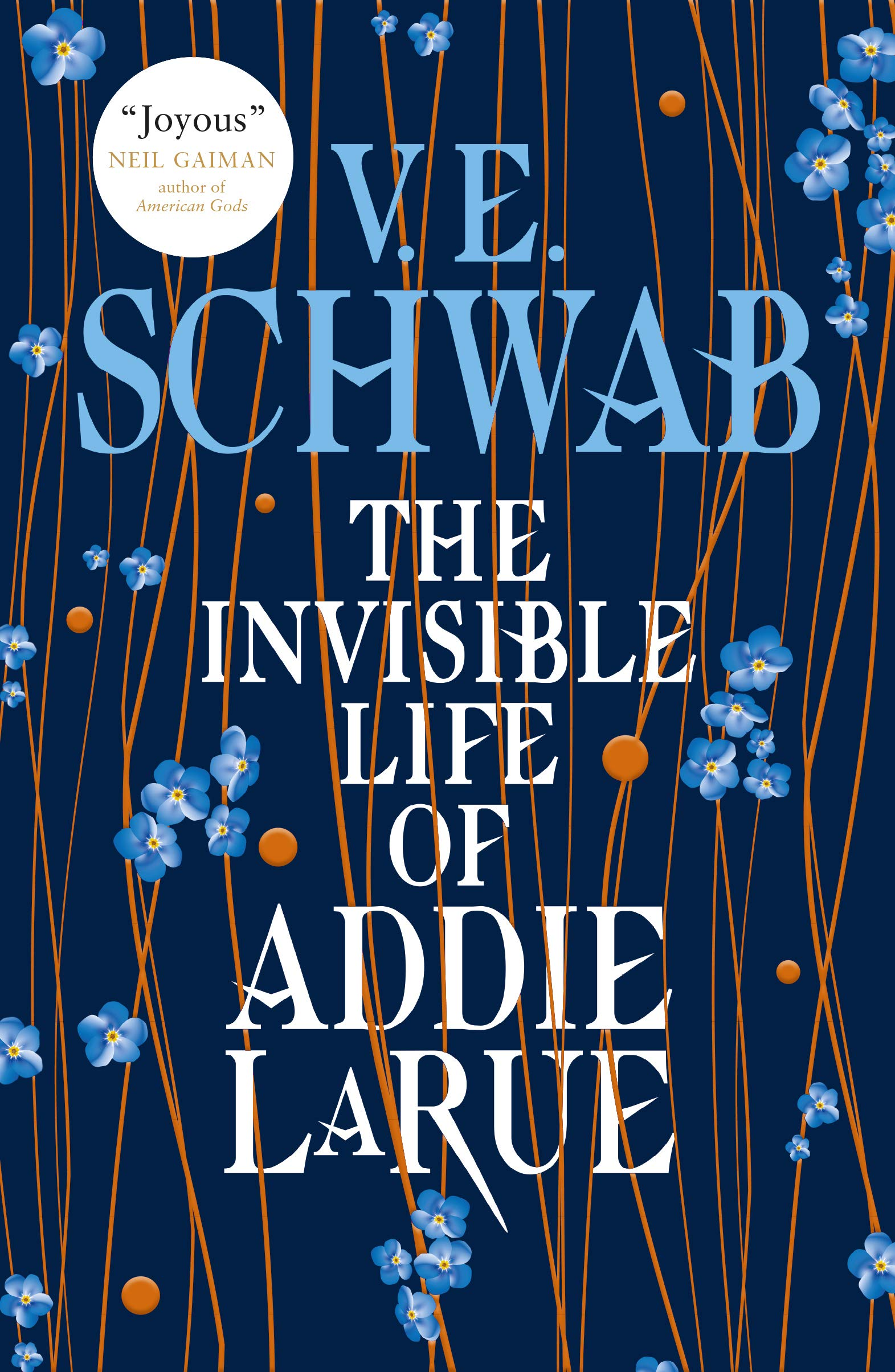 The Invisible Life of Addie Larue | VE Schwab | Charlie Byrne's