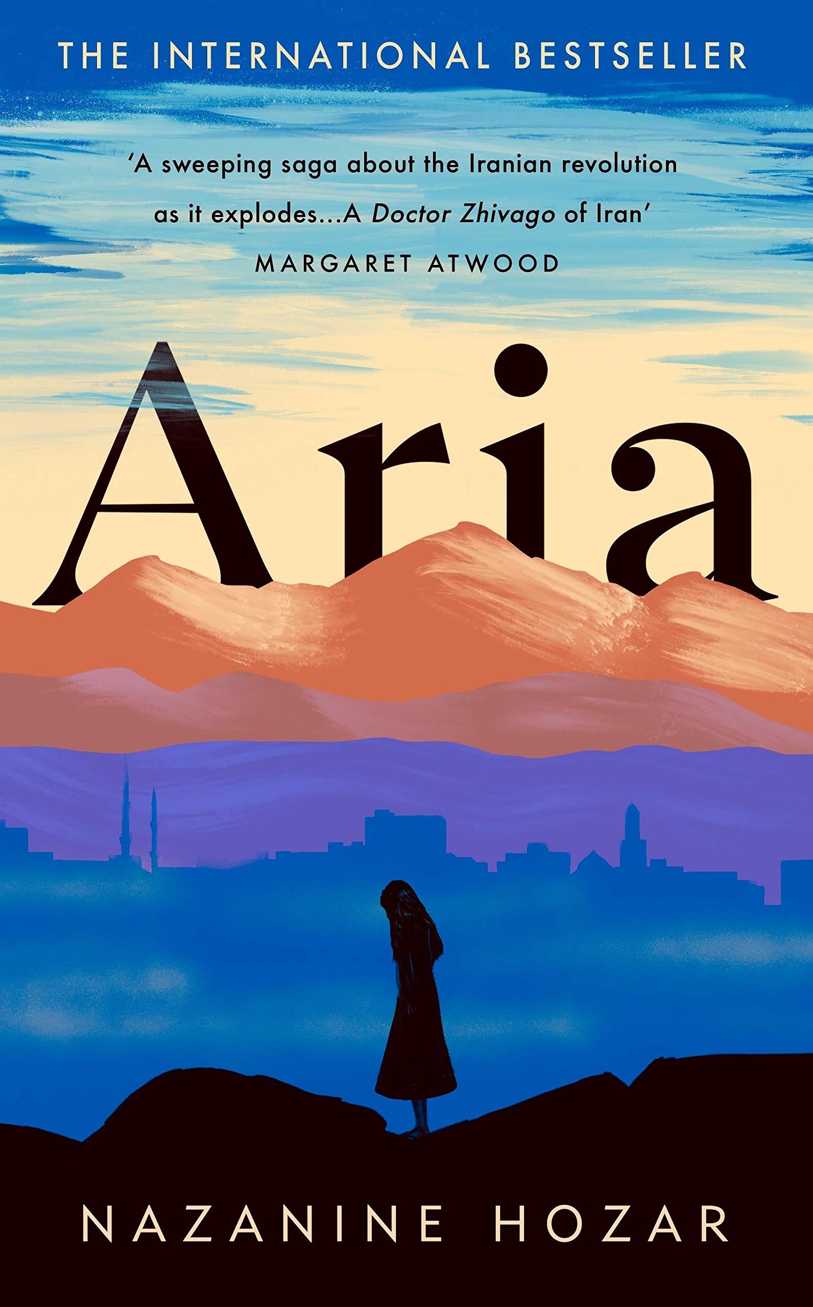 Aria | Nazanine Hozar | Charlie Byrne's