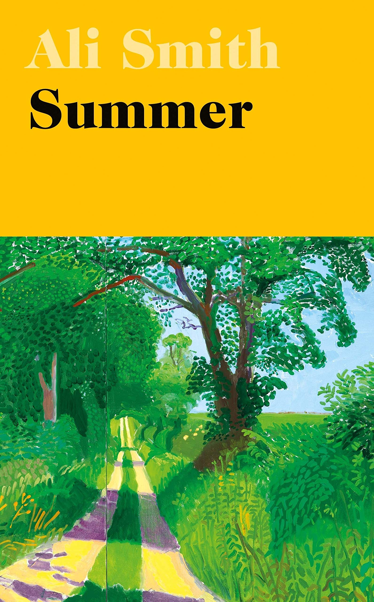 Summer | Ali Smith | Charlie Byrne's