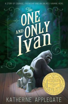 Katherine Applegate | One and Only Ivan | 9780007455331 | Daunt Books