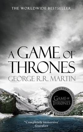 George R R Martin | A Game of Thrones | 9780007548231 | Daunt Books