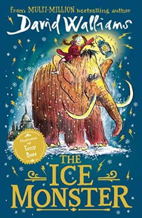 David Walliams | Ice Monster | 9780008164706 | Daunt Books