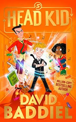 Head Kid | David Baddiel | Charlie Byrne's