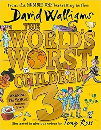 World's Worst Children 3: Fiendishly Funny New Short Stories | David Walliams | Charlie Byrne's