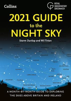 2021 Guide To The Night Sky | Storm Dunlop | Charlie Byrne's