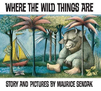 Maurice Sendak | Where The Wild Things Are | 9780099408390 | Daunt Books
