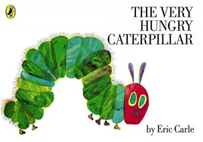 Eric Carle | The Very Hungry Caterpillar | 9780140569322 | Daunt Books