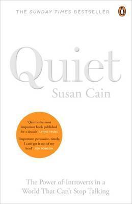 Quiet: The Power of Introverts In A World That Can't Stop Talking | Susan Cain | Charlie Byrne's
