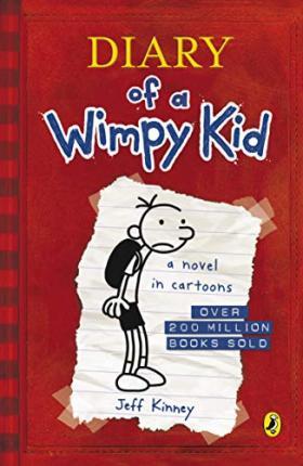 Jeff Kinney | Diary Of A Wimpy Kid | 9780141324906 | Daunt Books