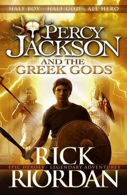 Rick Riordan | Percy Jackson and the Greek Gods | 9780141358680 | Daunt Books