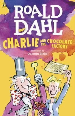 Charlie and The Chocolate Factory | Roald Dahl | Charlie Byrne's