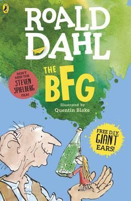 Roald Dahl | The BFG | 9780141365428 | Daunt Books