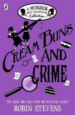 Robin Stevens | Cream Buns and Crime | 9780141376561 | Daunt Books