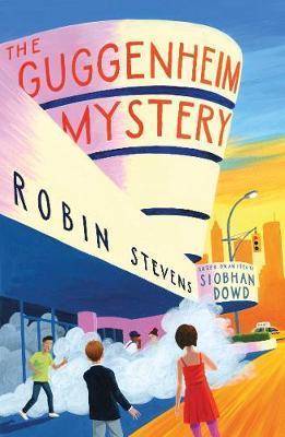 Robin Stevens | The Guggenheim Mystery | 9780141377032 | Daunt Books