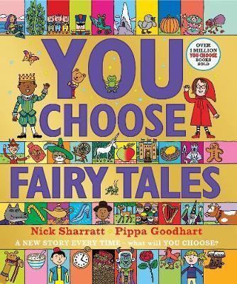 You Choose Fairy Tales | Nick Sharratt | Charlie Byrne's