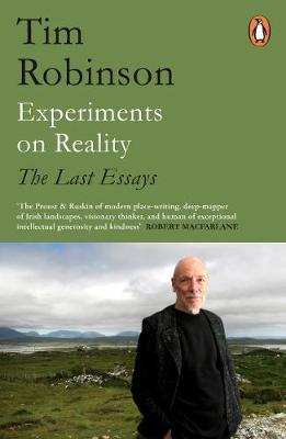 Tim Robinson | Experiments on Reality: The Last Essays | 9780241987292 | Daunt Books