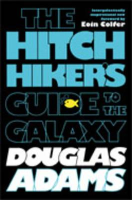Douglas Adams | Hitchhiker's Guide to the Galaxy | 9780330508117 | Daunt Books
