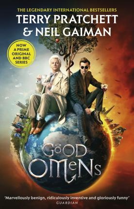 Neil Gaiman and Terry Pratchett | Good Omens | 9780552176453 | Daunt Books