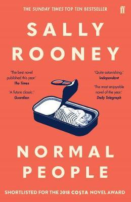 Sally Rooney | Normal People | 9780571334650 | Daunt Books