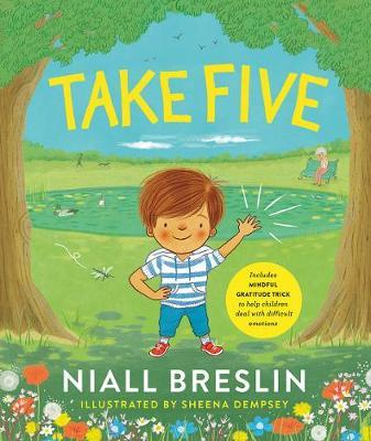 Take Five by Breslin, Niall