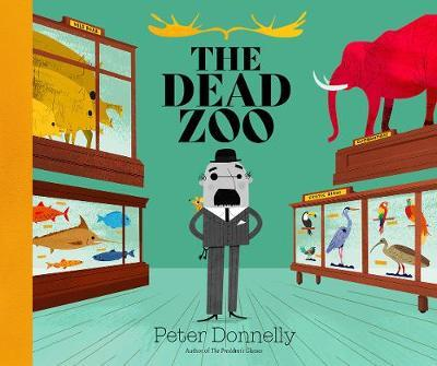 Peter Donnelly | The Dead Zoo | 9780717189724 | Daunt Books