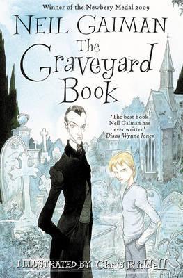 Neil Gaiman | Graveyard Book | 9780747594802 | Daunt Books