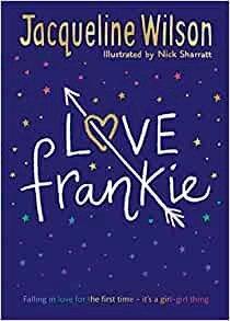 Jacqueline Wilson | Love Frankie | 9780857535894 | Daunt Books