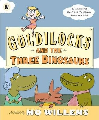 Goldilocks and The Three  Dinosaurs | Mo Willems | Charlie Byrne's