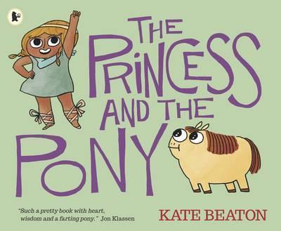 The Princess and The Pony | Kate Beaton | Charlie Byrne's
