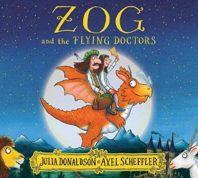 Julia Donaldson | Zog and the Flying Doctors | 9781407173504 | Daunt Books