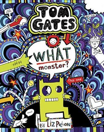 Liz Pichon | Tom Gates: What Monster 15 | 9781407179865 | Daunt Books