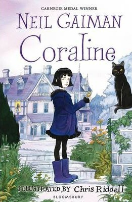 Neil Gaiman | Coraline | 9781408841754 | Daunt Books