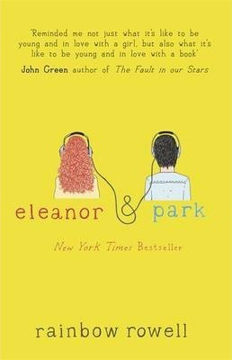 Rainbow Rowell | Eleanor and Park | 9781409157250 | Daunt Books