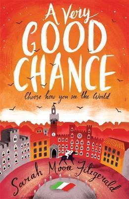 Sarah Moore Fitzgerald | Very Good Chance | 9781444014785 | Daunt Books