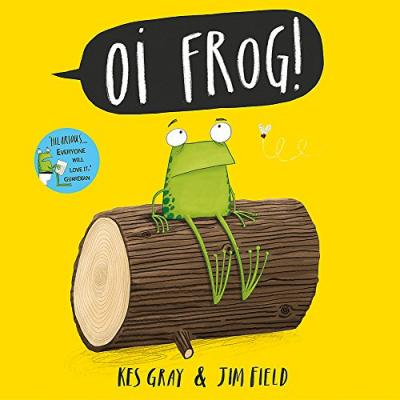 Kes Gray | Oi Frog! | 9781444910865 | Daunt Books