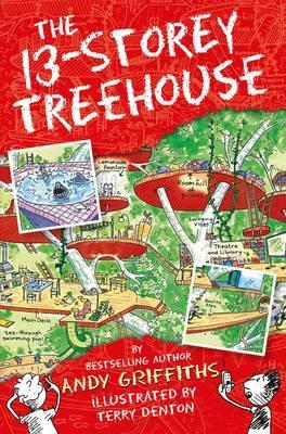 The 13-storey Treehouse | Andy Griffiths | Charlie Byrne's