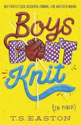 Boys Don't Knit | Tom Easton | Charlie Byrne's