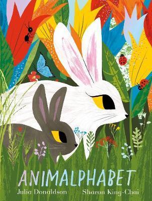 Julia Donaldson | Animalphabet | 9781509801640 | Daunt Books