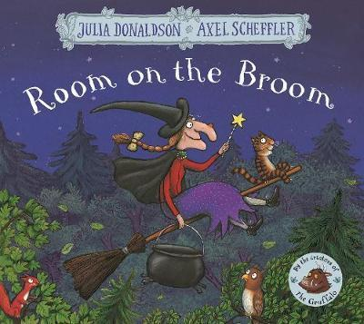 Room On The Broom | Julia Donaldson | Charlie Byrne's
